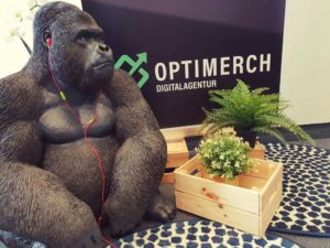 Optimerch Gorilla